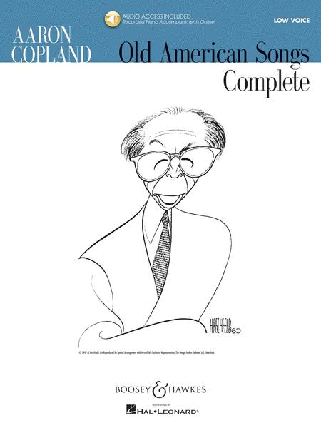 Aaron Copland: Old American Songs Complete