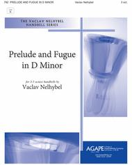 Prelude and Fugue in D Minor for Handbells