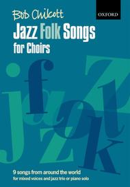 Jazz Folk Songs for Choirs