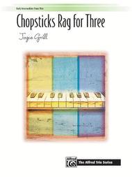 Chopsticks Rag for Three