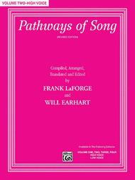 Pathways of Song, Volume 2