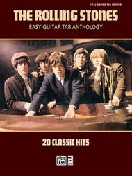 The Rolling Stones -- Easy Guitar TAB Anthology