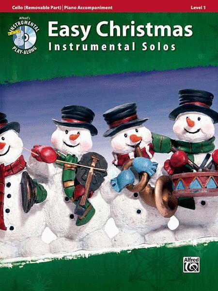 Easy Christmas Instrumental Solos for Strings, Level 1