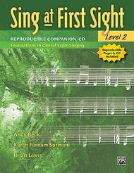 Sing at First Sight Reproducible Companion, Book 2