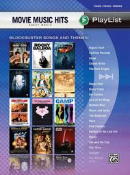 Movie Music Hits Sheet Music Playlist