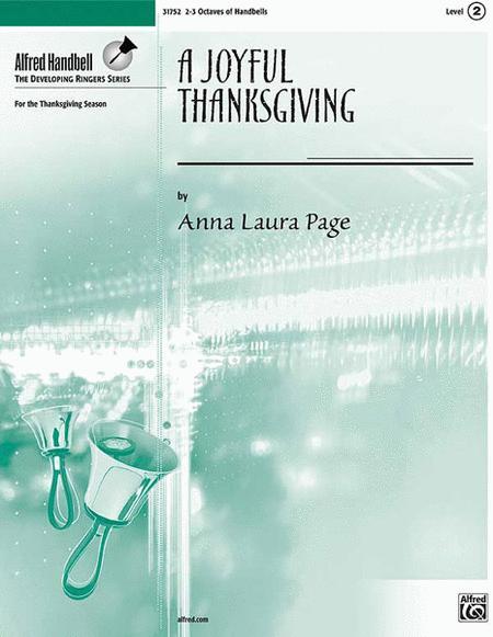 A Joyful Thanksgiving