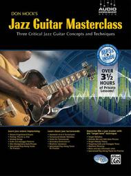Don Mock's Jazz Guitar Masterclass