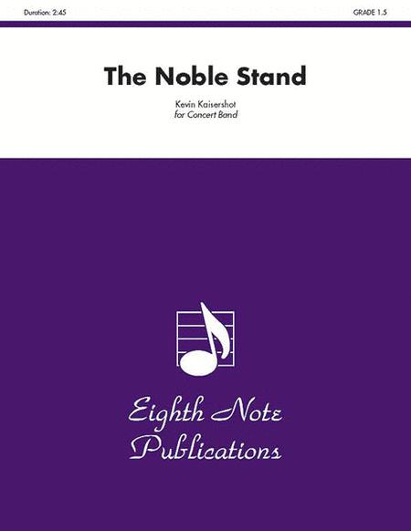 The Noble Stand
