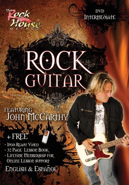 John McCarthy - Learn Rock Guitar