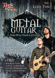 Bobby Thompson of Job for a Cowboy - Metal Guitar