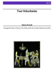 Two Voluntaries for Chamber Trio