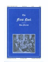 The First Noel (SATB)