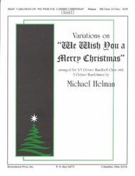Variations on We Wish You a Merry Christmas