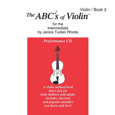 The ABCs of Violin for the Intermediate