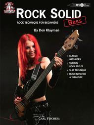Camp Jam: Rock Solid: Bass