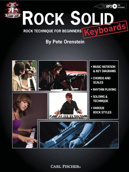 Camp Jam: Rock Solid: Keyboards