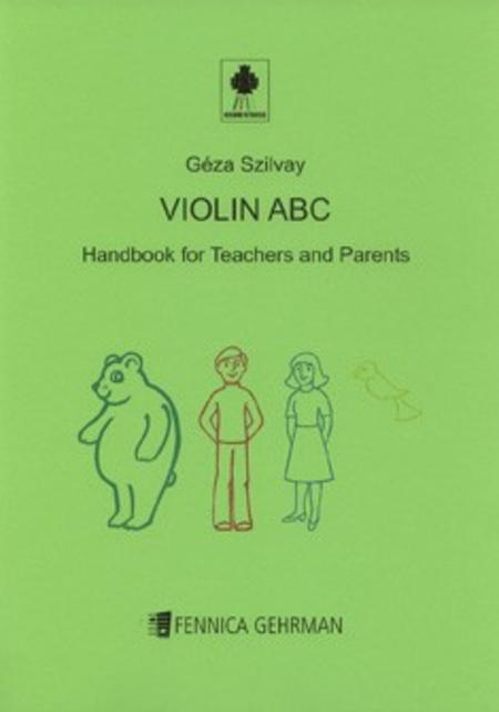Violin ABC - Handbook for Teachers and Parents