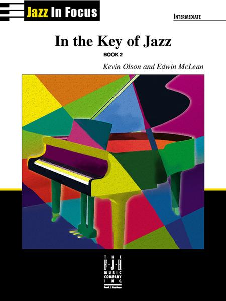 In the Key of Jazz, Book 2
