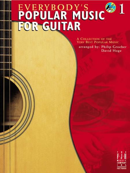 Everybody's Popular Music for Guitar, Book 1 (NFMC)