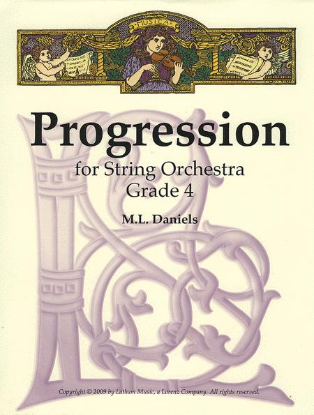 Progression for String Orchestra