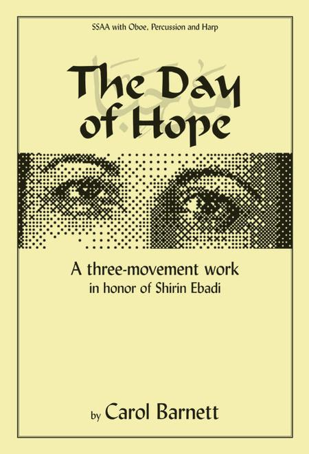 The Day of Hope - Choral/Full Score