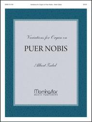 Variations for Organ on Puer Nobis