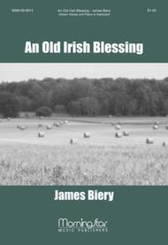 An Old Irish Blessing