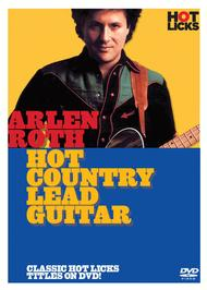 Arlen Roth - Hot Country Lead Guitar