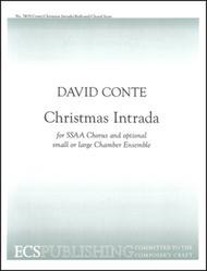 Christmas Intrada (Choral Score)