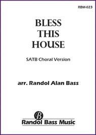 Bless this House (Choral Score)