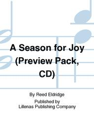 A Season for Joy (Preview Pack, CD)