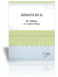Sonata in D