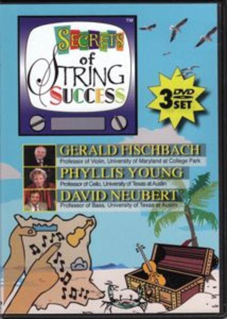 Secrets of String Success - 3 DVD Set