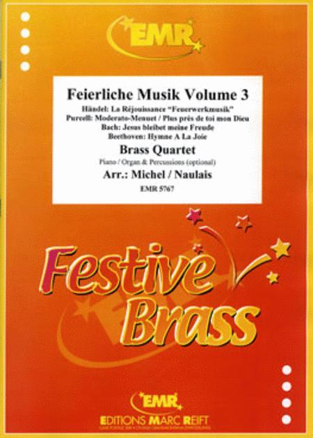 Feierliche Musik Volume 3 (5)