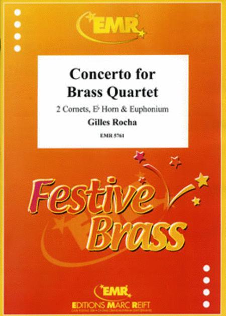 Concerto for Brass Quartet
