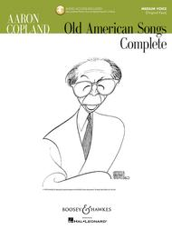 Aaron Copland - Old American Songs Complete (Medium Voice)
