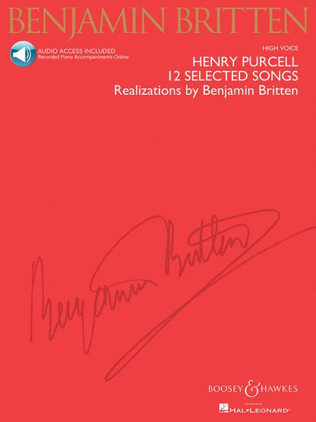 Henry Purcell: 12 Selected Songs