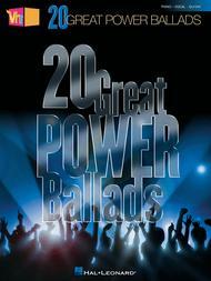 VH1's 20 Great Power Ballads