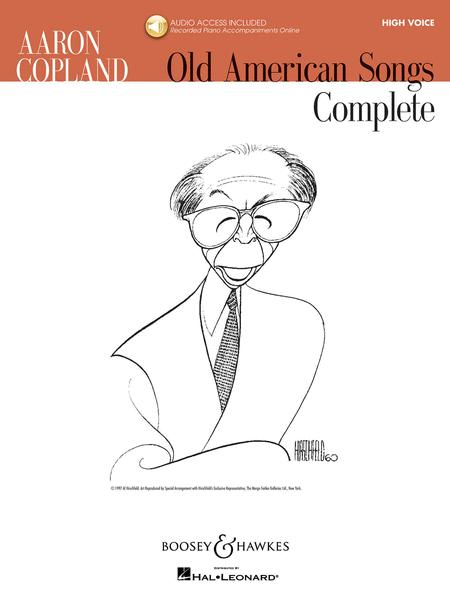 Aaron Copland - Old American Songs Complete (High Voice)