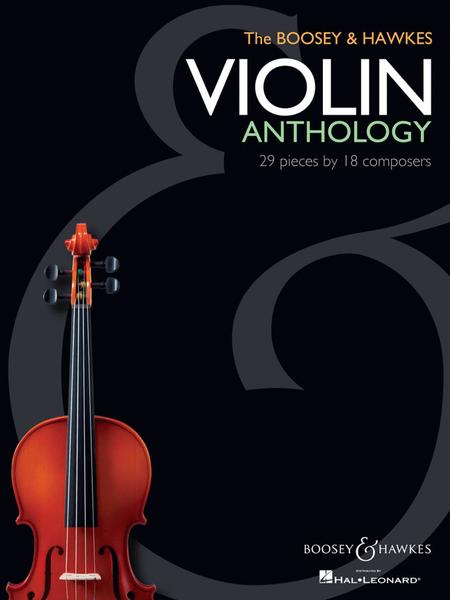 The Boosey & Hawkes Violin Anthology