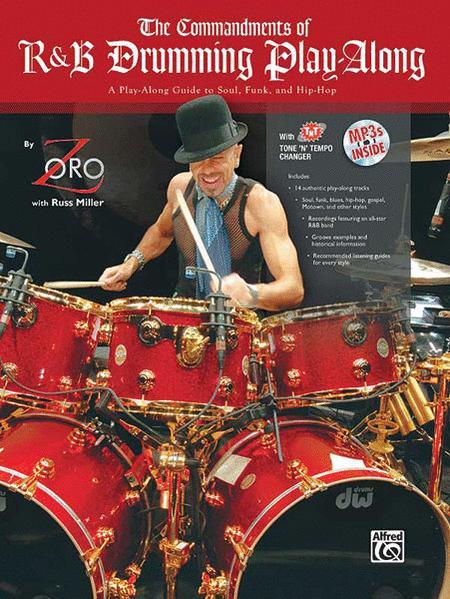 The Commandments of R&B Drumming Play-Along