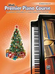 Premier Piano Course Christmas, Book 4