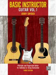 Basic Instructor Guitar, Book 1