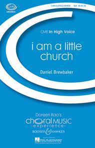 i am a little church