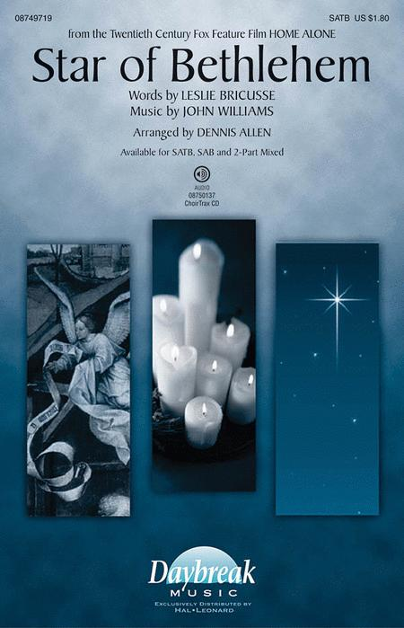 Star of Bethlehem - ChoirTrax CD