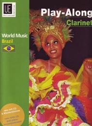 Brazil - PLAY ALONG Clarinet