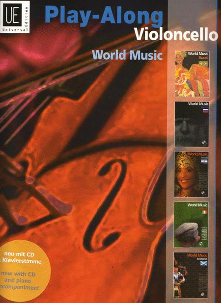 PLAY ALONG Violoncello mit CD