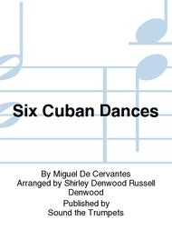 Six Cuban Dances