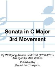 Sonata in C Major 3rd Movement