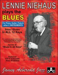 Lennie Niehaus Plays The Blues - C Edition